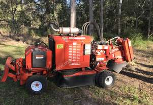 Morbark Stump Grinder with Remote 135hrs