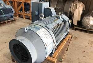 260kw 6 pole 991rpm 415v Teco AC Electric Motor