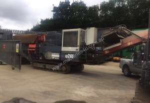 SANDVIK QJ241 (2013) JAW CRUSHER