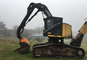 Timber King 722 Feller Buncher