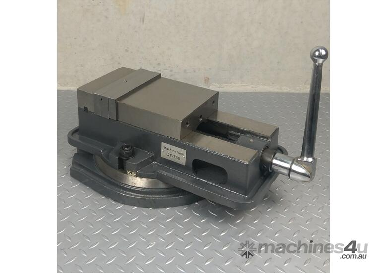 "5/"" Non-Swivel Milling Lock Vise Bench Clamp Milling Secure 125mm Width PRO"
