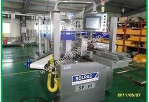 Solpac Doy Pouch Machine