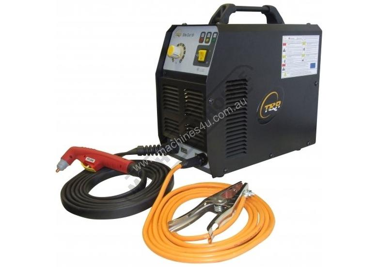 SITE CUT 10 Inverter Plasma Cutter - with Built-in Air Compressor 8mm Steel Capacity
