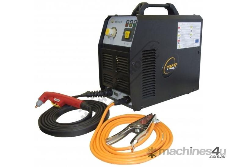 SITE CUT 10 Plasma Cutter - with Built-in Air Compressor 8mm Steel Capacity
