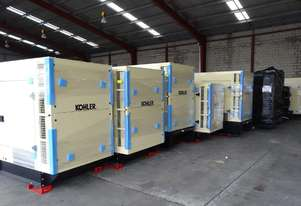 Kohler KH330IV 330kVA Industrial Standby Power Generator with 470L Tank