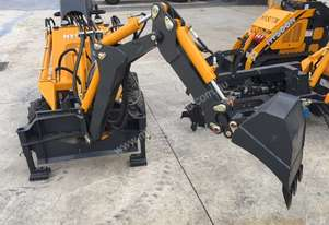 Hysoon Slewing Fronthoe Swing type for mini digger mini loader