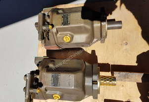 Rexroth HYDRAULIC RADIAL PISTON PUMPS
