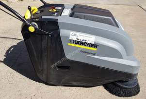 Karcher KM 75-40 W Walk Behind Sweeper