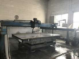 Stone Cutting Bridge Saw - picture0' - Click to enlarge