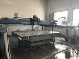 Stone Cutting Bridge Saw - picture1' - Click to enlarge