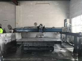 Stone Cutting Bridge Saw - picture2' - Click to enlarge