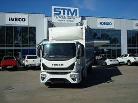 Iveco Eurocargo ML160 Curtainsider Truck - picture4' - Click to enlarge