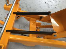 750kg Hydraulic scissor lift table/trolley - picture1' - Click to enlarge