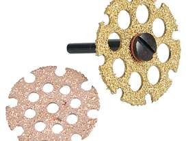 Tungsten Carbide cutting Blade Set - 6 pce - picture2' - Click to enlarge