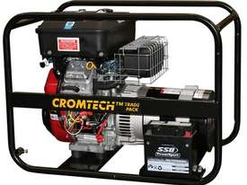 Cromtech Petrol 10kVA, powered by Briggs & Stratton - picture1' - Click to enlarge