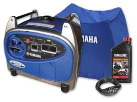 Yamaha 2400w Inverter Generator - picture7' - Click to enlarge