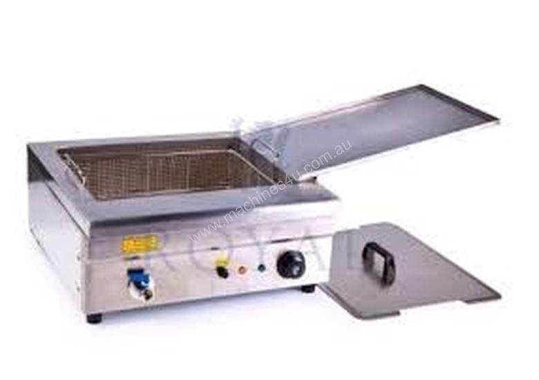 Royston Double Basket Fryer - 15 amp : FRY102-15