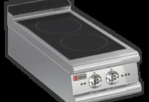 Baron 90PC/IND400 Two Burner Bench Model Induction Cook Top
