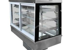 F.E.D. SC-Series Belleview Square Drop-in Chilled/Heated Display Cabinets