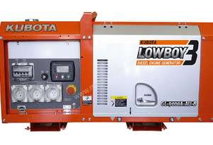 EX DEMO MODEL Kubota GL9000 Generator
