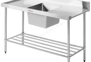 KSS 1500mm Solid Wall Shelf w/ Brackets