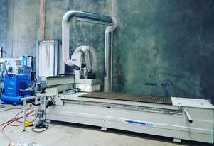 Masterwood 1225K CNC - Fully Featured & Made in ITALY