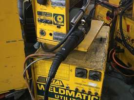 WIA MIG Welder 250 Amp Weldmatic Utility CP18 SWF W17 - picture0' - Click to enlarge