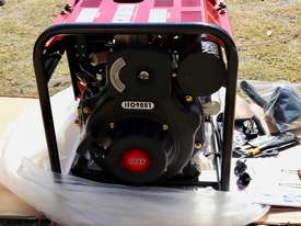 3.5KVA Diesel Generator single phase 240V Electric key start plus Remote - picture14' - Click to enlarge