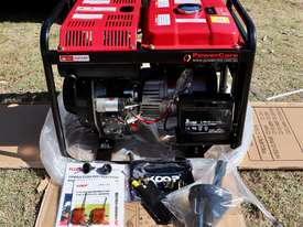 3.5KVA Diesel Generator single phase 240V Electric key start plus Remote - picture16' - Click to enlarge