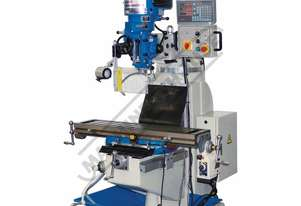 BM-22AD Turret Milling Machine (X) 590mm (Y) 295mm (Z) 380mm