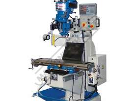 BM-22AD Turret Milling Machine (X) 590mm (Y) 295mm (Z) 380mm - picture0' - Click to enlarge