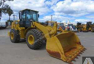 2014 CATERPILLAR 950GC WHEEL LOADER