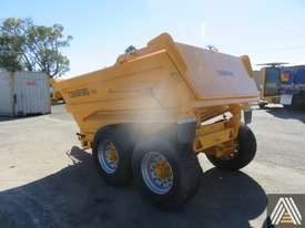 2017 BARFORD D16 16T TWIN AXLE DUMP TRAILER - picture10' - Click to enlarge
