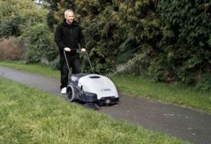 Nilfisk Walk Behind Sweeper SW750