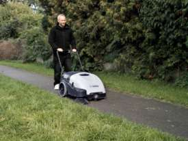 FEB 2020 SPECIAL -  Nilfisk Walk Behind Sweeper SW750  - picture0' - Click to enlarge