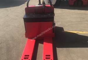 Rent Me - Electric Pallet Jack - capacity 2720 kgs - $75.00 per week plus gst