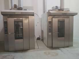 Rotary stone oven - picture0' - Click to enlarge