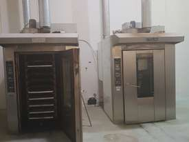 Rotary stone oven - picture1' - Click to enlarge
