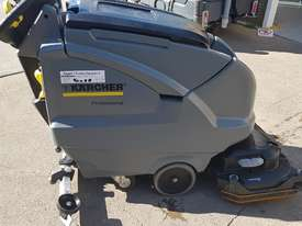 Karcher B80W D75 scrubber  - picture2' - Click to enlarge