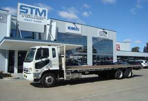 Fuso   Fighter Tray Truck