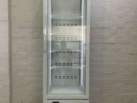 Commercial single Glass Door Upright Freezer - picture0' - Click to enlarge