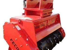 Fecon Excavator Mulcher for 20-40T Excavators Mulcher Forestry Equipment - picture0' - Click to enlarge