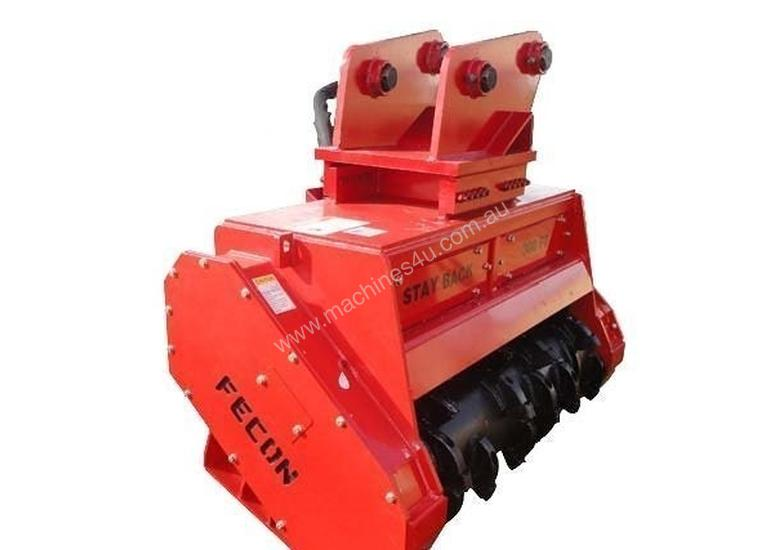 Fecon Excavator Mulcher for 20-40T Excavators Mulcher Forestry Equipment