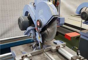 COBRA COLD SAW Year 2013, Model 352MA Semi-Automatic/Pneumatic Clamping, Made in Italy by MEP