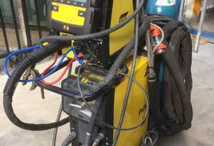 Mig Welder Pulsed ESAB 4004i ideal for aluminium