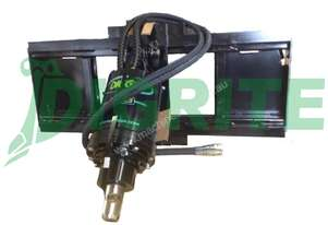 NEW SKID STEER DIGGA PD6 75MM SQUARE AUGER DRIVE UNIT
