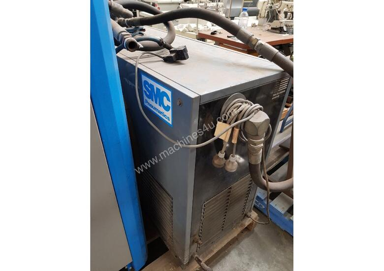 Air Dryer For Air Compressor >> Used Champion Refrigerated Air Dryers Air Receiver Tanks Air Pipe