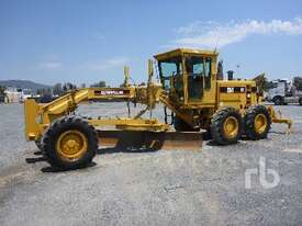 CATERPILLAR 12G Motor Grader - picture0' - Click to enlarge