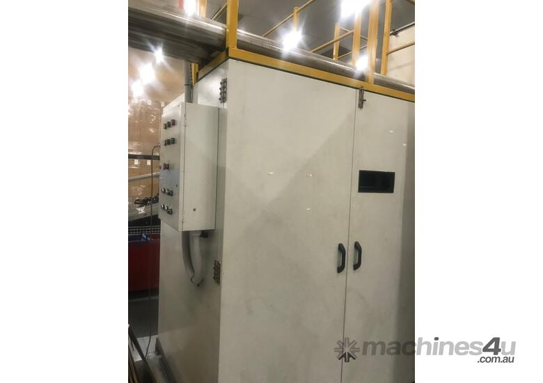 Granulator for sale Never used for production