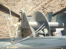 Unused 1800mm Hydraulic Auger to suit Skidsteer Loader - 10419-36 - picture5' - Click to enlarge